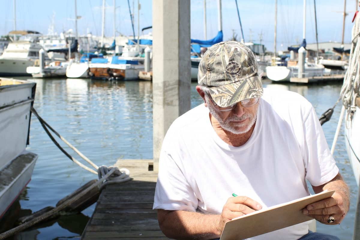 Save Our Shores Dock Walkers Survey