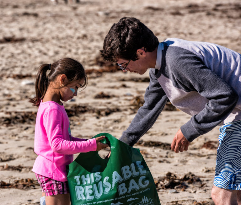 Beach Cleanup Earth Day Save Our Shores