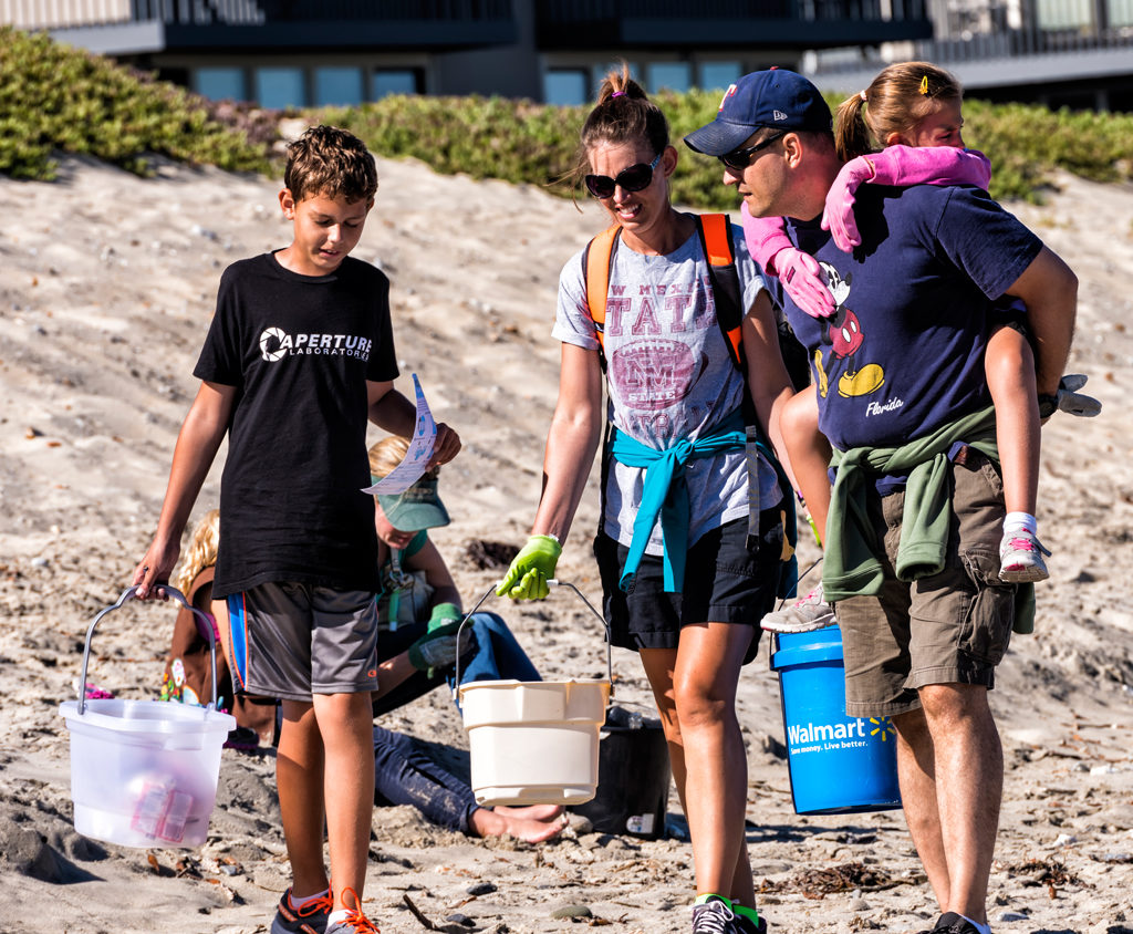 Beach Cleanup Save Our Shores