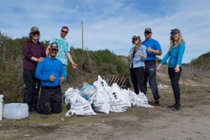 Save Our Shores Salinas Paddle Cleanups