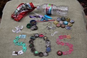 Save Our Shores beach trash