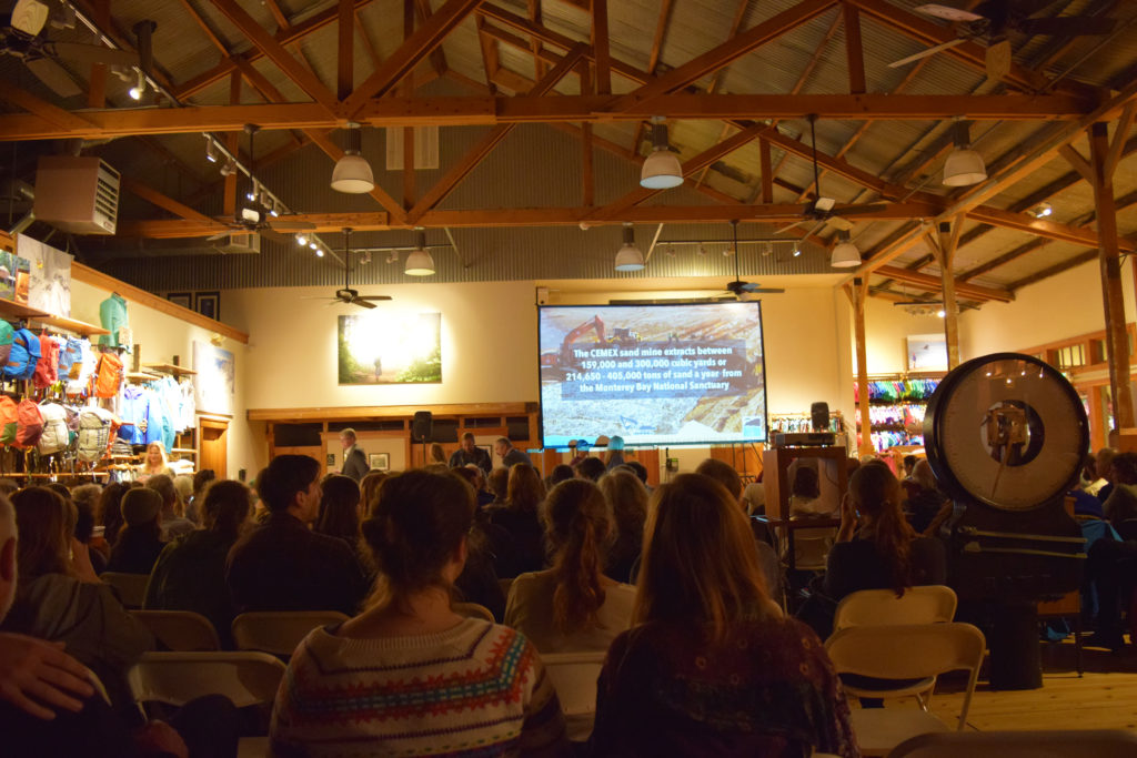 Save Our Shores event at Patagonia